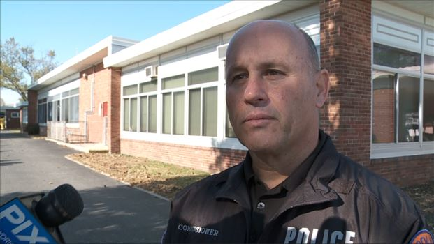 NCPD Halloween Hicksville Elementary School Video